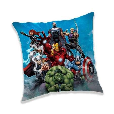 Jerry Fabrics Obliečka na vankúšik Avengers 02, 40 x 40 cm
