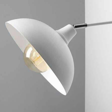 ALDEX Nástenné svietidlo 1036, jedno-plameňové, biele