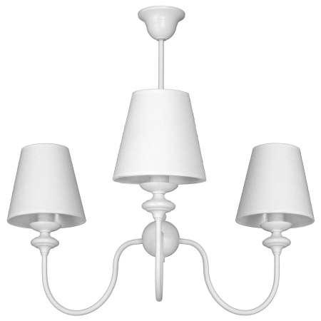 ALDEX Visiaci luster 932 s tromi tienidlami na lampu