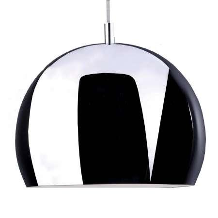 Aluminor Moderná závesná lampa Bulle