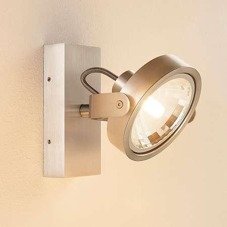 Arcchio Hliníkové bodové LED svetlo Lieven