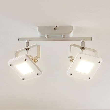 Arcchio Stropné LED svietidlo Juliana stmievateľné 2-pl