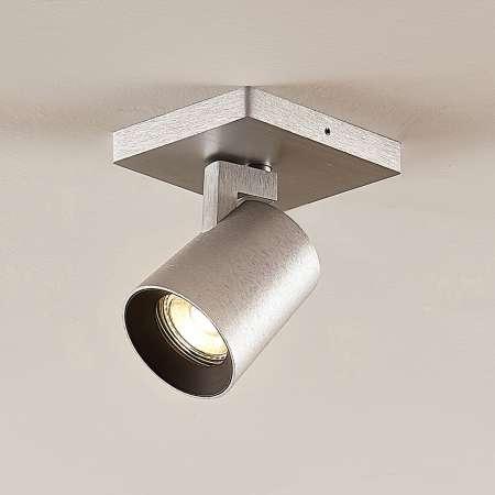 Arcchio Svetlo Iavo, nastaviteľné, hliník 1-plameňové