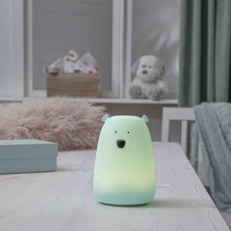 Best Season LED stolná lampa Big Bear, nočné svetlo
