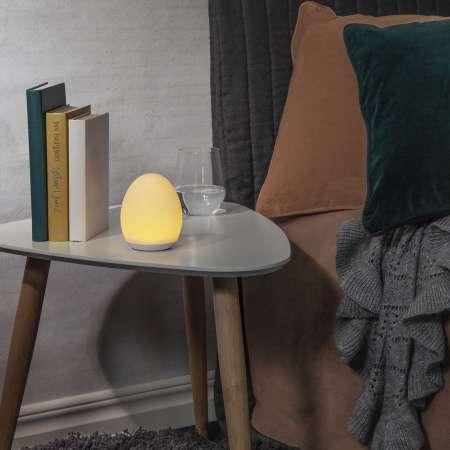 Best Season LED svetlo 357–61, dotyková funkcia, batéria, RGBW