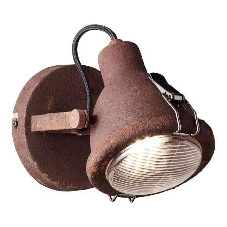Brilliant Bentli priemyselne navrhnuté nástenné svetlo