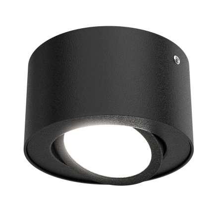 Briloner LED stropná lampa Tube 7121-015 v čiernej