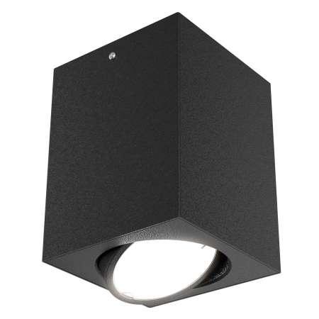 Briloner Stropné LED 7120 s GU10 LED žiarovkou, čierne