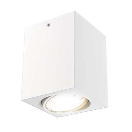 Briloner Stropné LED svetlo 7120 s GU10 LED žiarovkou biele