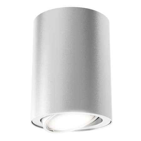 Briloner Stropné LED svietidlo 7119 s GU10 LED, striebro