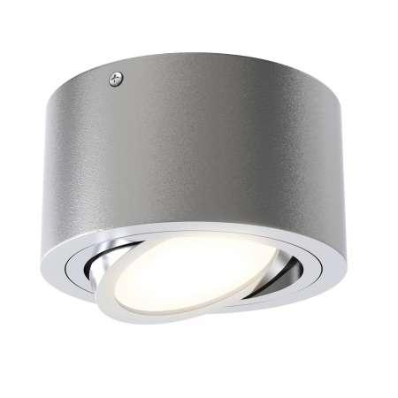 Briloner Stropné LED svietidlo Tube 7121-014 v striebornej