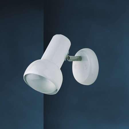 Busch Klasické nástenné svietidlo Eifel bez vypínača