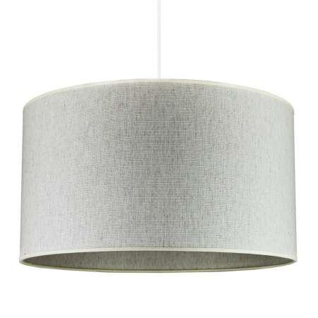 DUOLLA Závesná lampa Canvas, béžová