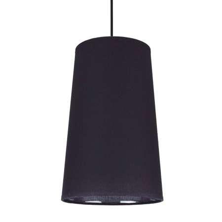 DUOLLA Závesná lampa Soul, čierna