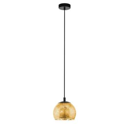 EGLO Závesná lampa Albaraccin, 1 svetlo, Ø 19 cm