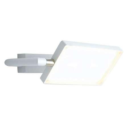 Eco-Light Nástenné LED svietidlo Book, biele