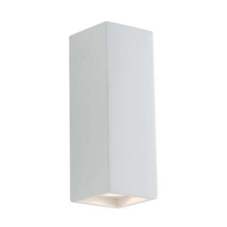 Eco-Light Nástenné svietidlo Foster sadra dva výstupy svetla
