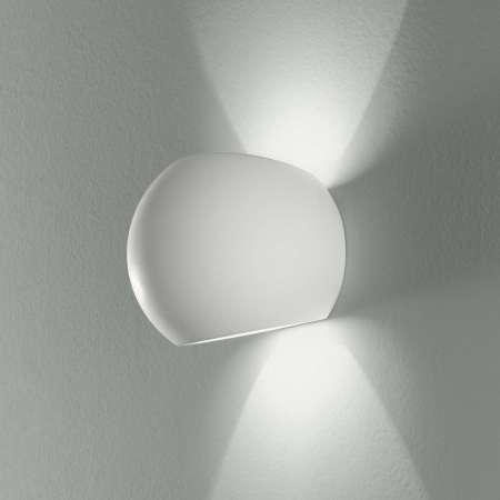 Eco-Light Nástenné svietidlo Moses, dva svetelné výstupy