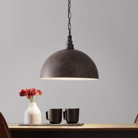 FISCHER & HONSEL Priemyselne navrhnutá závesná lampa Vedenie