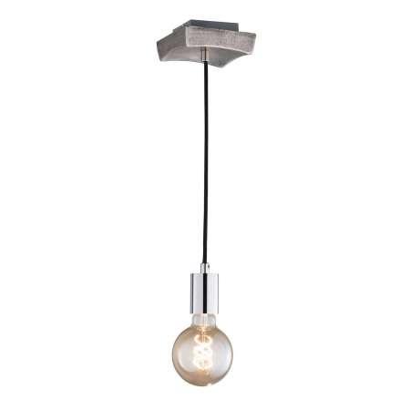 FISCHER & HONSEL Závesná lampa Valence, retro-moderná