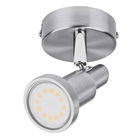 LEDVANCE LEDVANCE Niclas bodové LED nikel 1-plameňové