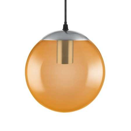 LEDVANCE LEDVANCE Vintage 1906 Bubble Pendant oranžová 20cm