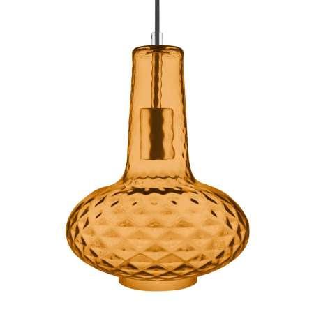 LEDVANCE LEDVANCE Vintage 1906 Carved Pendant oranžová