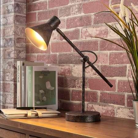 Lindby Hradzavá stolná LED lampa Zera, easydim