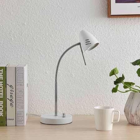 Lindby Lindby Heyko stolná LED lampa, stmievateľná