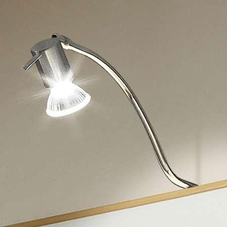 Linea Light Obrazová lampa Mirror s nastaviteľným svetlom