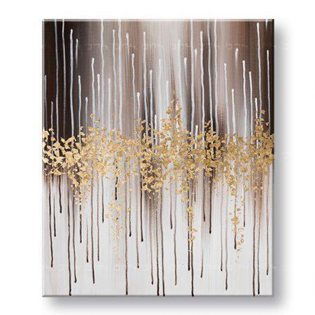 Maľovaný obraz na stenu ABSTRAKT 1 dielny YOBFB577E1