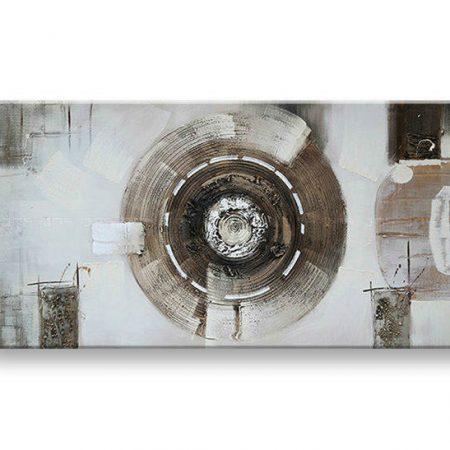 Maľovaný obraz na stenu ABSTRAKT FB006E1