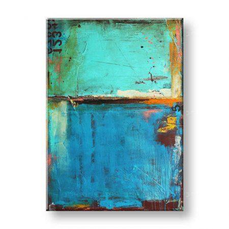 Maľovaný obraz na stenu ABSTRAKT FB194E1