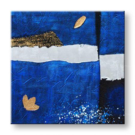 Maľovaný obraz na stenu ABSTRAKT NU0011E1