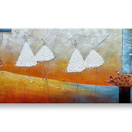 Maľovaný obraz na stenu TANEČNICE BI126E1
