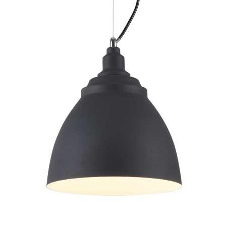 Maytoni Závesná lampa Bellevue, čierna