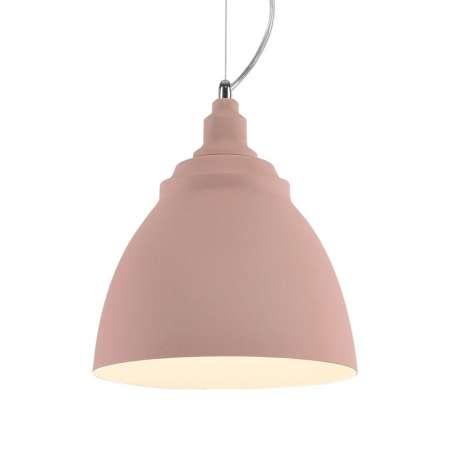 Maytoni Závesná lampa Bellevue, ružová