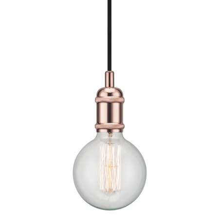 Nordlux Avra – minimalistická závesná lampa v medenej