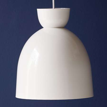 Nordlux Cirkus – závesná lampa Ø 27cm biela