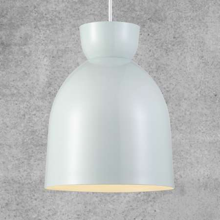 Nordlux Priemer 21cm – závesná lampa Cirkus modrá