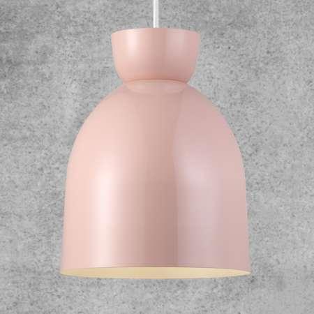 Nordlux Priemer 21cm – závesná lampa Cirkus ružová