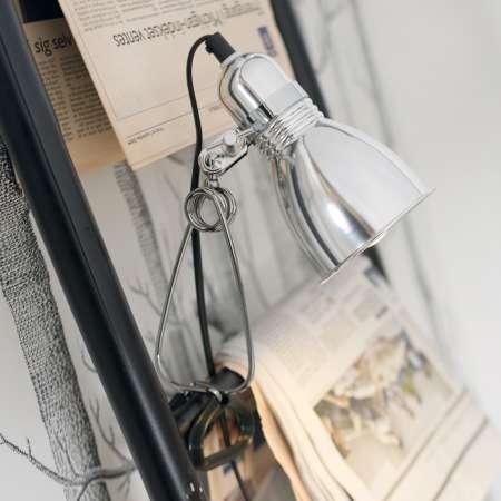 Nordlux Upínacia lampa Photo hliník lesklý