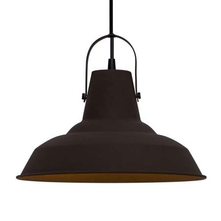 Nordlux Závesná lampa Andy v hrdzavom dizajne