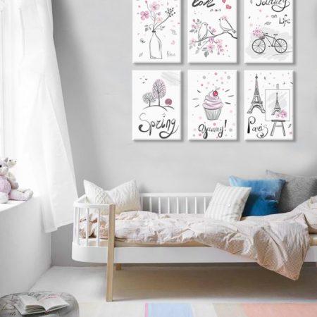 Obraz na stenu PRE DETI XOBKID035E6