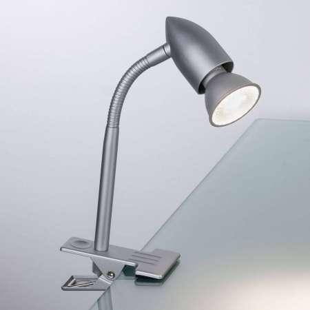 Paulmann Paulmann Gesa upínacia lampa, matný chróm