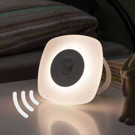 Paulmann Paulmann Viby nočné LED svetlo, mobilné, hranaté