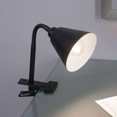 Paulmann Paulmann Vitis upínacia lampa, čierna