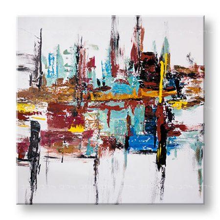 Ručne maľovaný obraz ABSTRAKT – 1 dielny YOBDA043E1