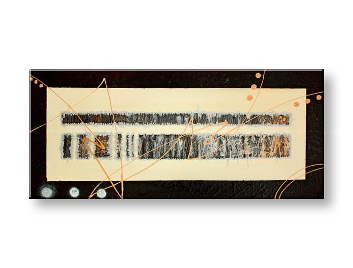 Ručne maľovaný obraz DeLUXE -  ABSTRAKT 1 dielny 071D1