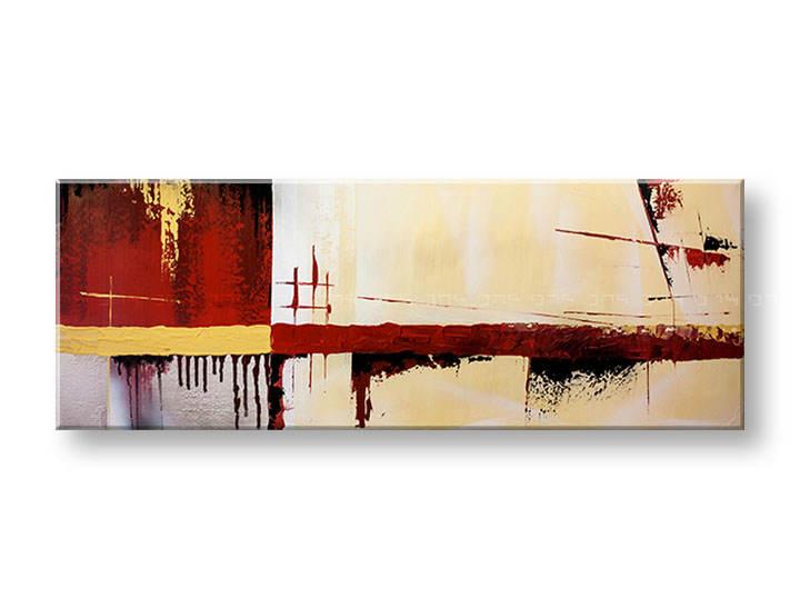 Ručne maľovaný obraz DeLUXE  ABSTRAKT 1 dielny YOB133D1